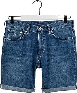 GANT Men's D1. Regular Jeans Shorts