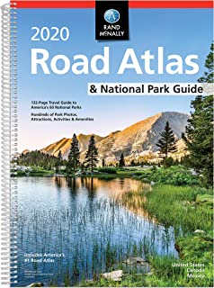Rand McNally 2020 National Park Atlas & Guide