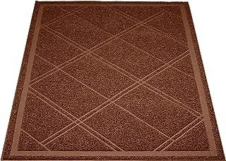 """AmazonBasics Cat Litter Mat, Brown, 24"""" x 35"""""""