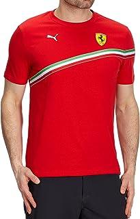 Sportwear PUM76085901S Italy Ferrari Flag T. Color Red Size S
