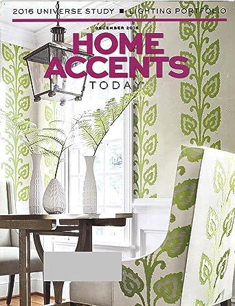 Home Accents Today Amazon Com Magazines