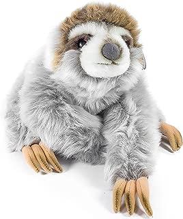 VIAHART Siggy The Threetoed Sloth Baby | 12 Inch Large Madagascar Sloth Stuffed Animal Plush | by Tiger Tale Toys