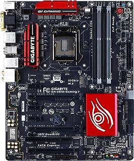 Gigabyte Z97X-GAMING 7 - Placa base (Intel, DDR3 Dual Channel, SATA, M.2, 7 x PCI, 4 x USB 2.0, 4 x USB 3.0), negro