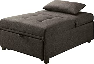 Best loveseat futon with ottoman Reviews