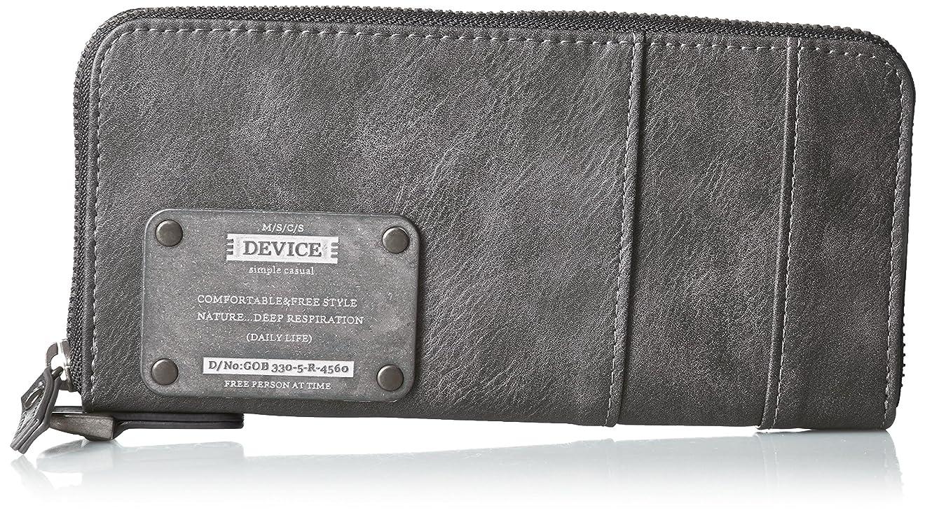 打ち上げる旋律的嫌悪[デバイス] 財布 ラウンド長財布 DPG60058