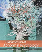 Fundamentals of Abnormal Psychology & LaunchPad for Fundamentals of Abnormal Psychology (Six-Months Access)
