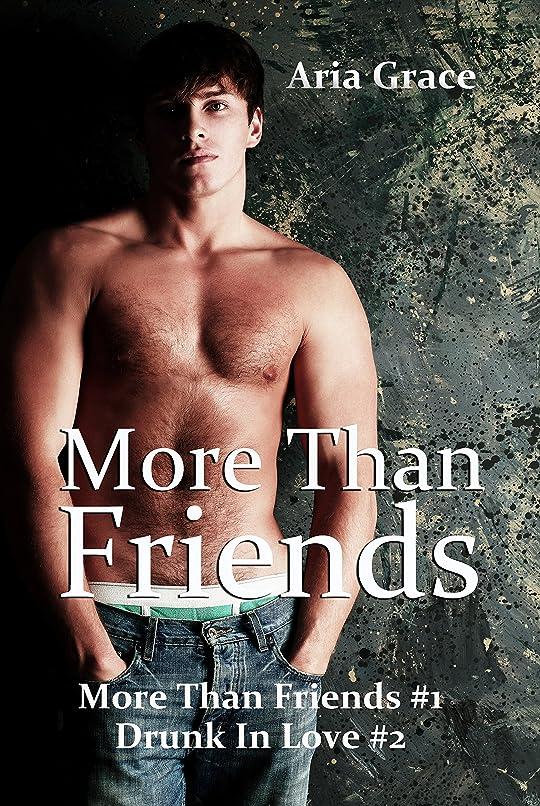 手首要求するシルクROMANCE: More Than Friends Book 1 & 2: M/M Romance Box Set (English Edition)
