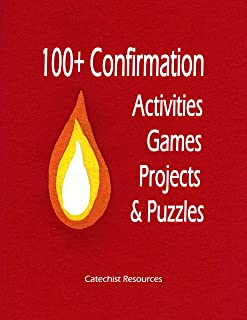 confirmation activities and games