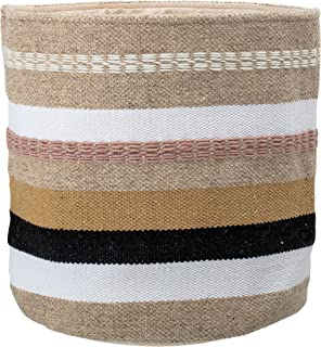 Bloomingville A82043371 Basket, Multicolored