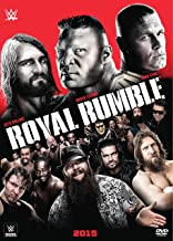 royal rumble dvd 2015