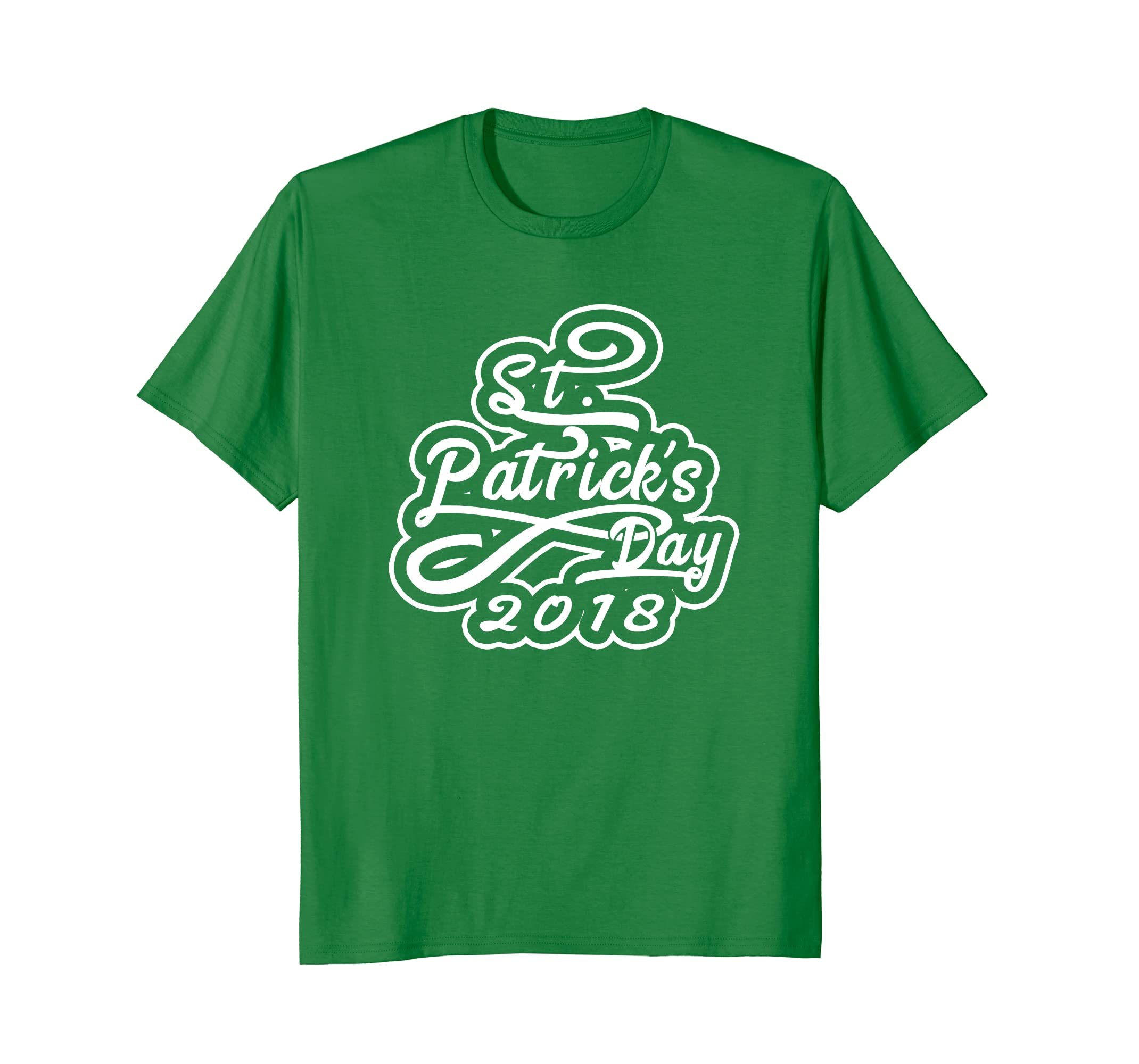 2018 St Patricks Graphic T Shirt