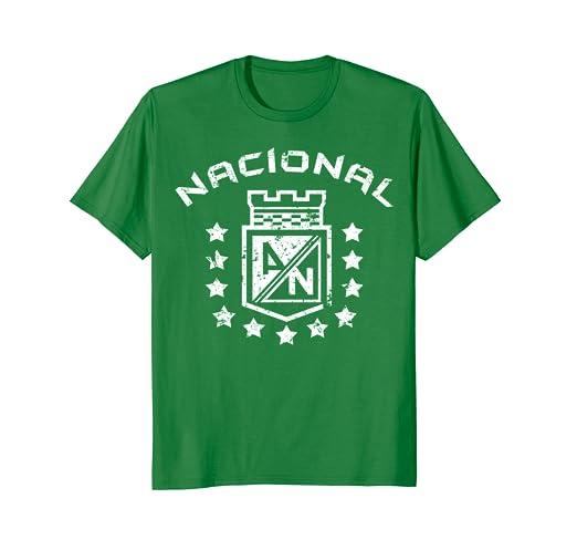 Atletico Nacional Medellin Colombia Camiseta Tshirt futbol