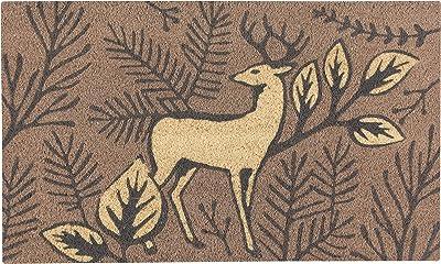 Now Designs Holiday Doormat Noble Deer