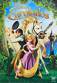 DVD Enrolados [ Tangled ] [ Brazilian Edition ] [ Audio and Subtitles in English + Portuguese ] [ Region 1 + 4 ]