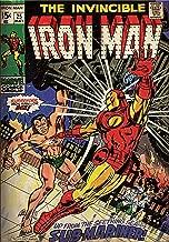 Marvel 'Iron Man - Submarine' Officially Licensed Poster (30.48 cm x 45.72 cm)
