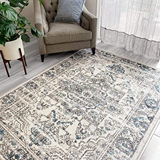 Maples Rugs Area Rugs - Distressed Tapestry 5 x 7 Large...