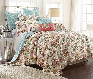 Levtex Sophia King Cotton Quilt Set