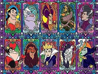 Disney - Villains 2 Puzzle - 1500 Pieces