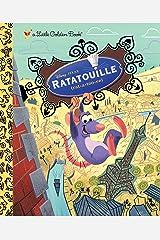 Ratatouille (Disney/Pixar Ratatouille) (Little Golden Book) Kindle Edition