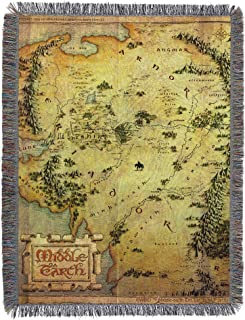 Best the hobbit woven tapestry throw Reviews