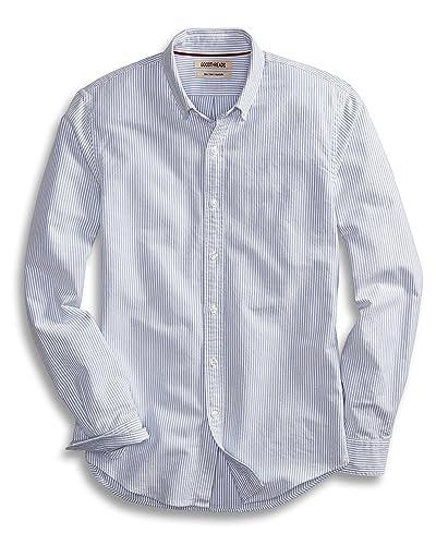0d615c90 Men's Striped Shirts: Amazon.com