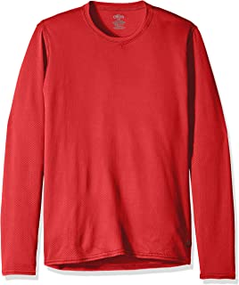 featured product Hot Chillys Men's Geo-Thermal Crew Shirt