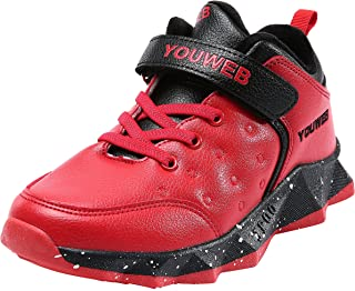 Youweb Orthopedic Kid Shoes Waterproof Arch Support Athletic Running Shoes(Little Kid/Big Kid)