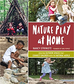 ideas for natural play spaces for children