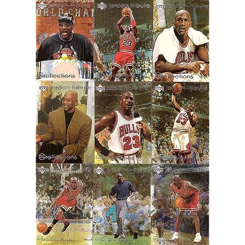 revendeur 0cce5 2a69d Michael Jordan Upper Deck: Amazon.com