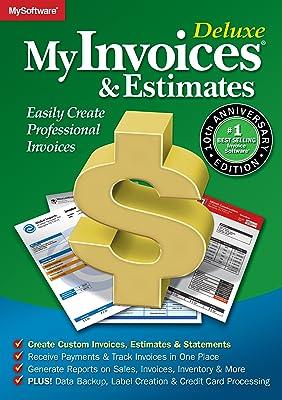 MyInvoices & Estimates Deluxe 10 [Download]