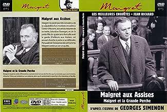 jean richard maigret dvd