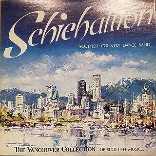 Schiehallion Scottish country Dance Band : Bees of Maggieknockater; Polharrow Burn; Scotch Mist; Princess Royal; Schiehallion Medley; Kincaid Medley; Belle of Bon Accord; (1978 Vinyl Record)