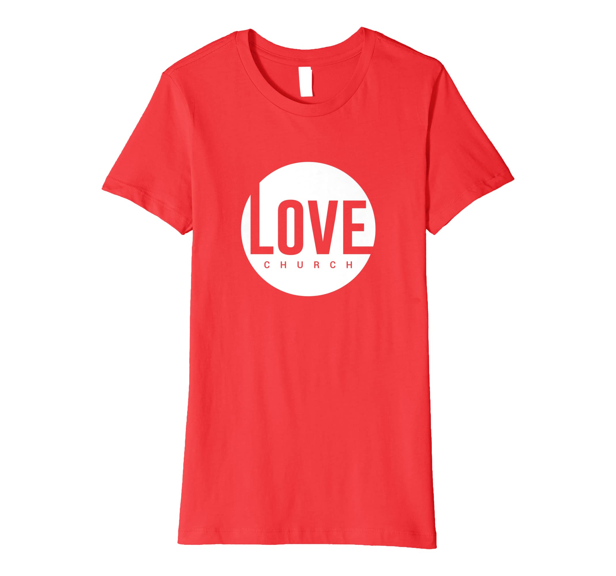 Love Church   Big White Shirt
