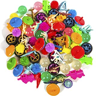Constructive Playthings Refill Prizes for Carnival Crane Game - 84 Piece