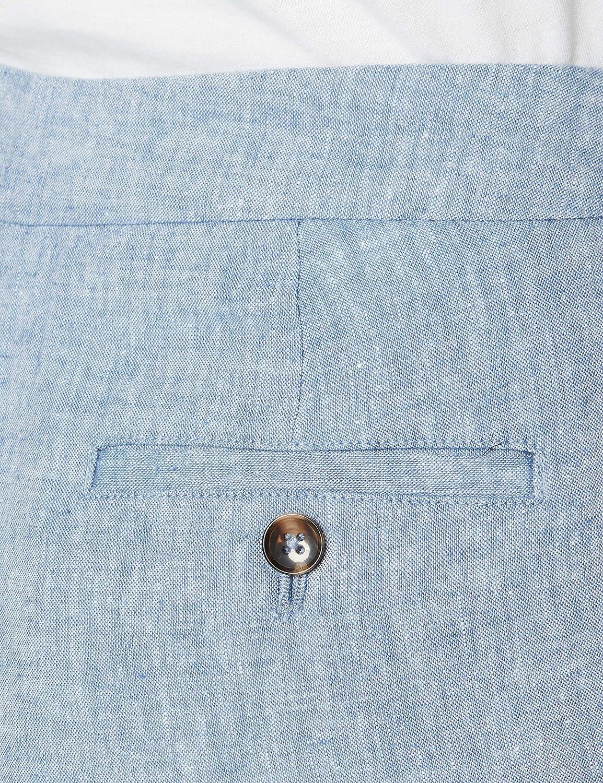 Amazon Brand - Meraki Women's Cropped Linen Pants