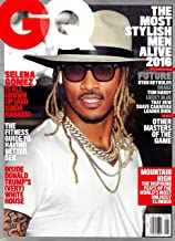 GQ Magazine May 2016 FUTURE Cover