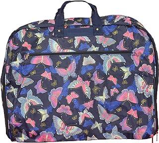 World Traveler World Traveler 40-inch Hanging Garment Bag - Pink Butterfly, Pink Butterfly (Pink) - 81GM40-196