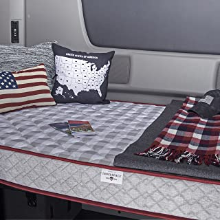 Mobile Innerspace Truck Luxury Mattress, 42 by 80 by 6.5