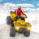 ATV Quad Derby Racing: Snow Trials Bike Xtreme