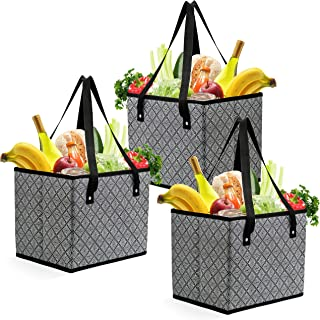 Best reusable shopping cart tote trolley Reviews