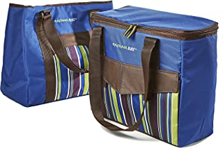 Rachael Ray ChillOut 2 Go Deluxe Thermal Tote (Set of 2) - Blue