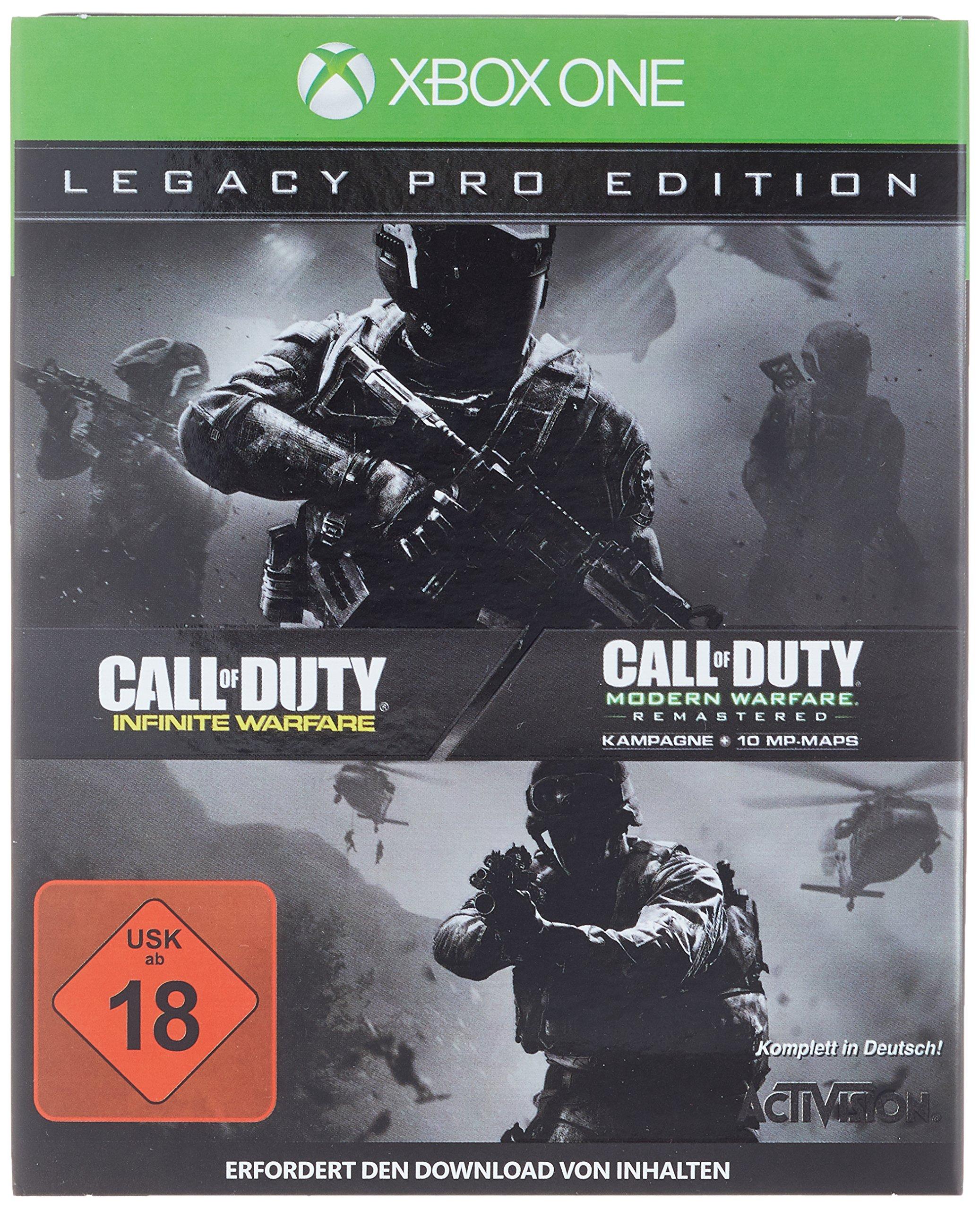 Call Of Duty: Infinite Warfare - Legacy Pro Edition [Importación Alemana]: Amazon.es: Videojuegos