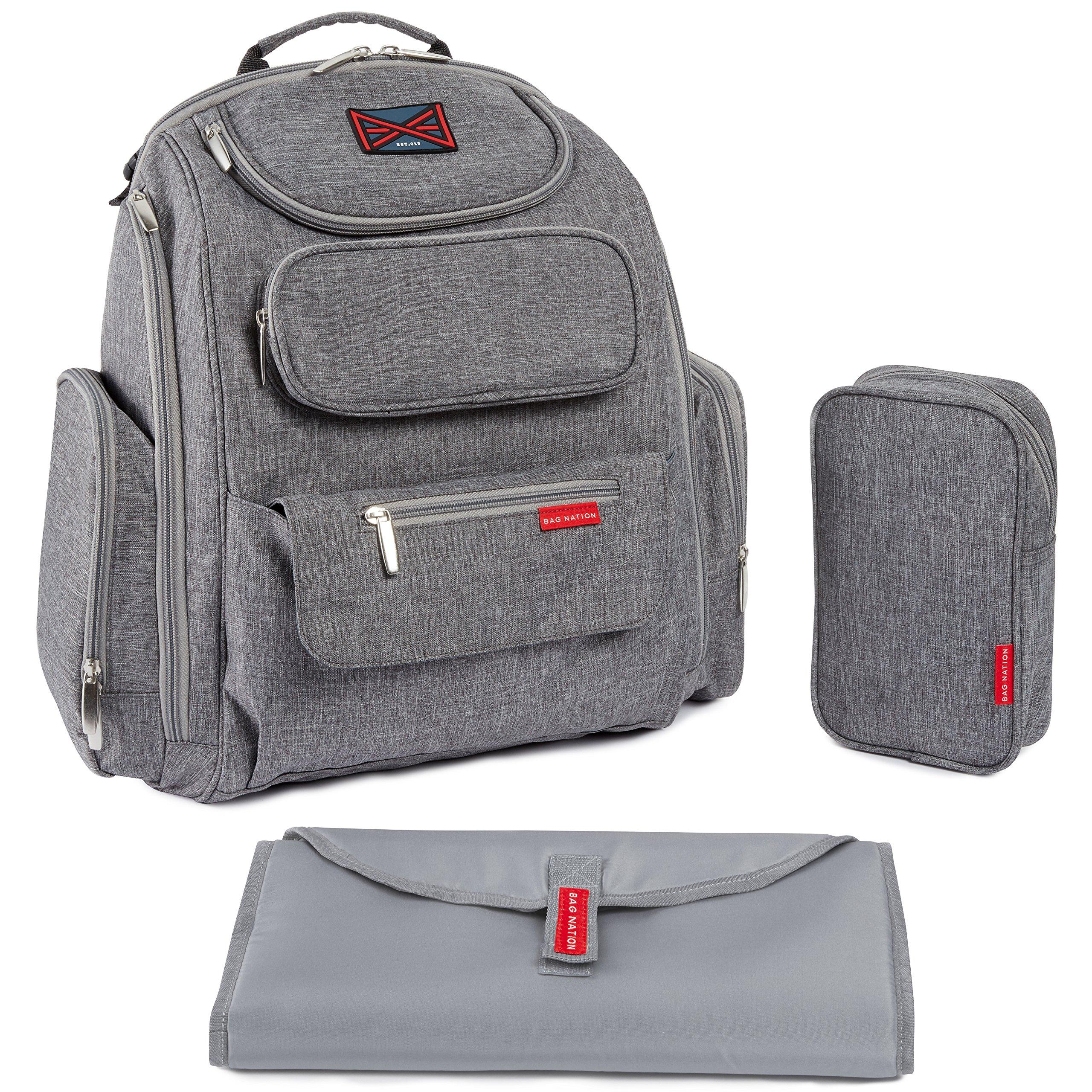 Bag Nation Backpack Stroller Changing