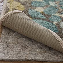 Mohawk Ultra Premium 100% Recycled Felt Rug Pad, 7'6x10', 1/4 Inch Thick, Safe for All Floors