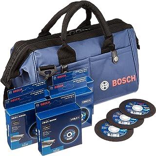 BOSCH(ボッシュ)切断砥石105mm(10枚入)x5箱・オリジナルバッグ付特別セット(MCD10510VM/50)