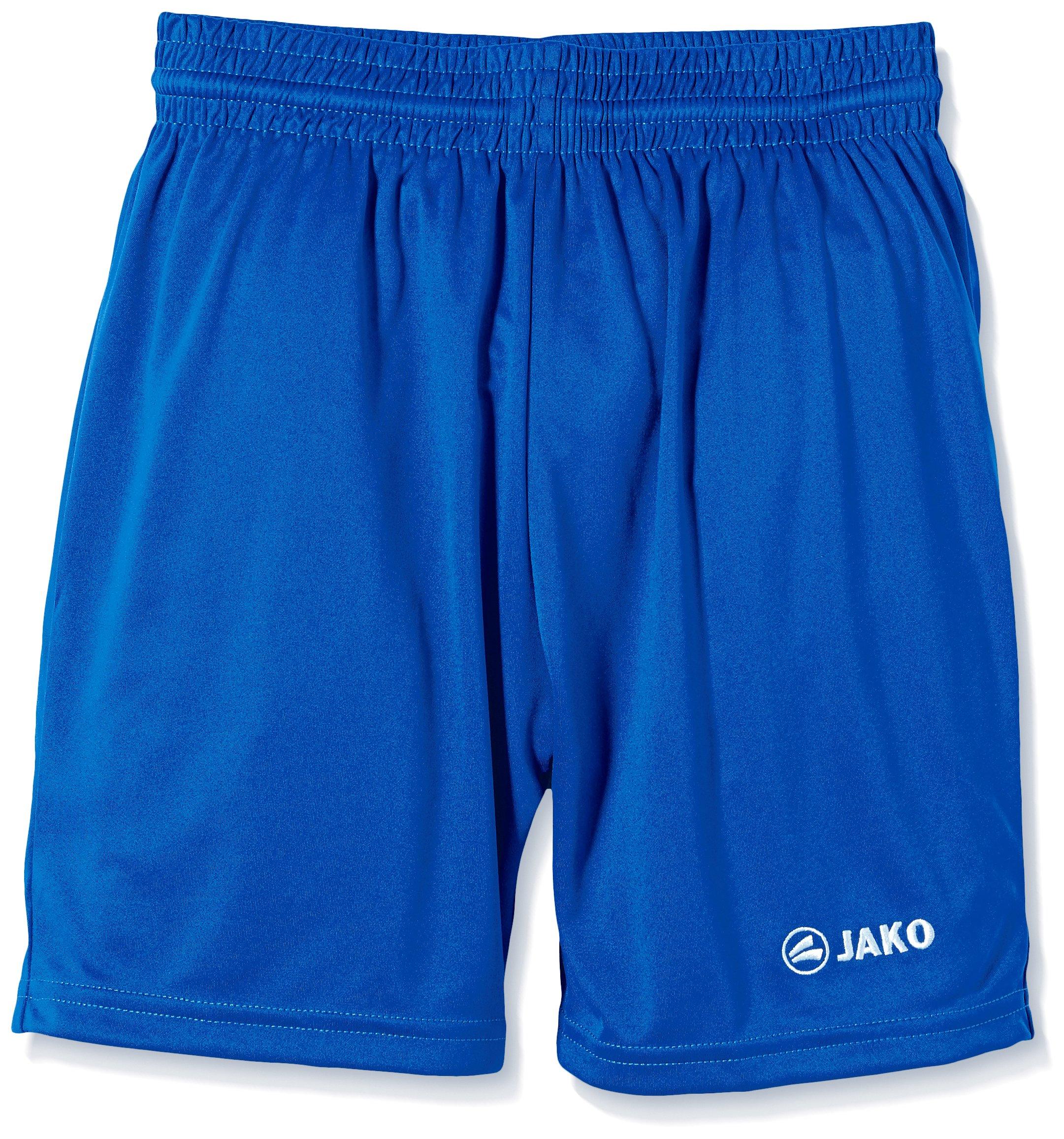 Jako Kinder Sporthose Manchester Shorts, Blau (Royal), 5-6 Jahre (Herstellergrö