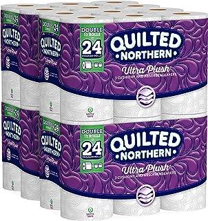 Ultra Plush Toilet Paper, 24 Double Rolls