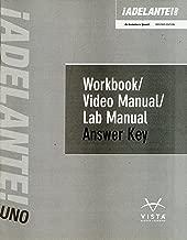 ¡Adelante! Uno 2nd Edition Answer Key