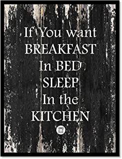 Best breakfast in bed quotes Reviews