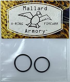 Mallard Armory Remington O-Ring Barrel Seals Kit for 1100 20 Gauge 11-87 20 GA of All Models STD/LT/LW/SP